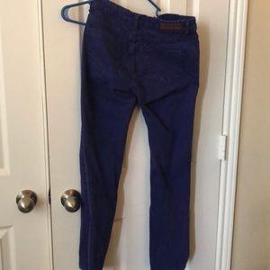 Calvin Klein 4P Purple Jeans